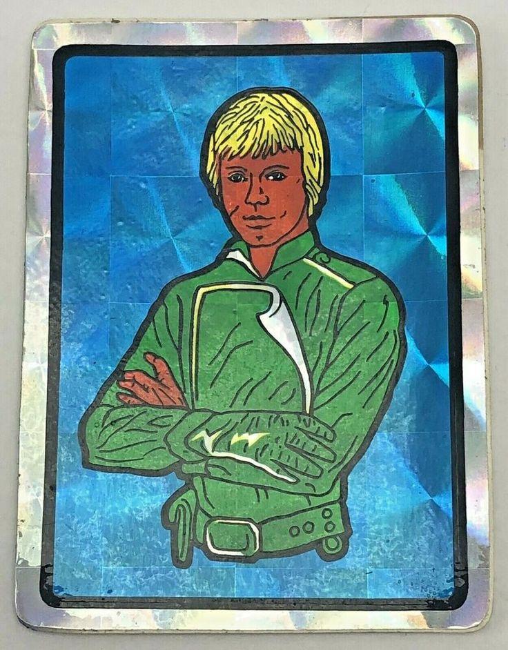 1983 star wars return of the jedi luke skywalker prism