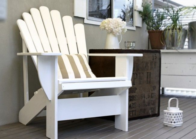 adirondack: Adirondack Chairs, Decor Ideas, Decor Beaches, Beaches Chairs, Coastal Decor, Cottages Decks, Beaches Decor, Decor Blog, Beaches Cottages