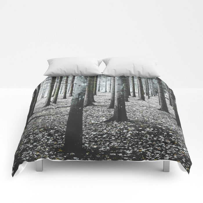 Coma forest Comforters