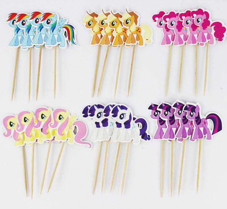 134 best My Little Pony Party images on Pinterest Birthdays