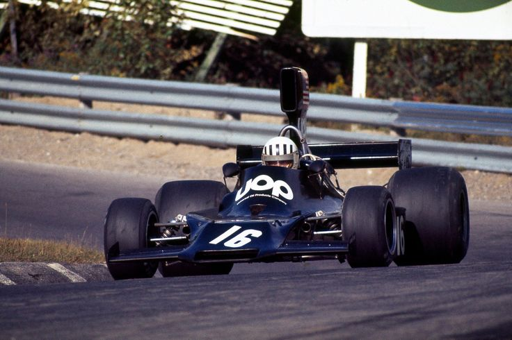 Tom Pryce UOP Shadow Dn-3 Mosport 1974  Ron Paul photo