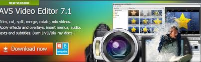 AVS Video Editor 7.1 Activation Code Free Cracked