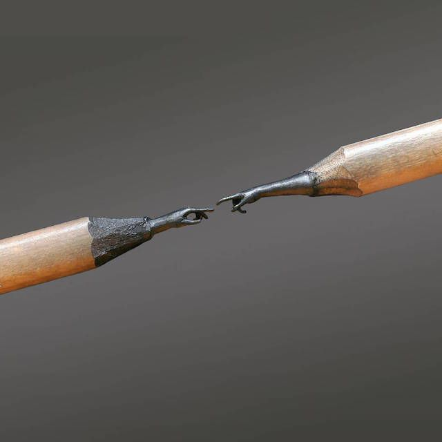 Best Carvings Images On Pinterest Pencil Art Pencil Carving - 8 astonishing tiny sculptures carved on the tips of pencils