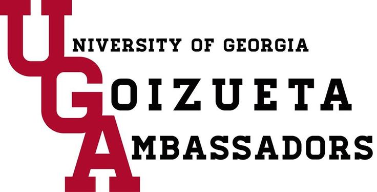 I'm an Ambassador through the Goizueta Ambassador Program. I give tours of our beautiful UGA campus and guide middle school students in the right direction to pursue higher education