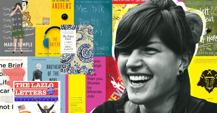 The funniest books as chosen by the funniest living writers.