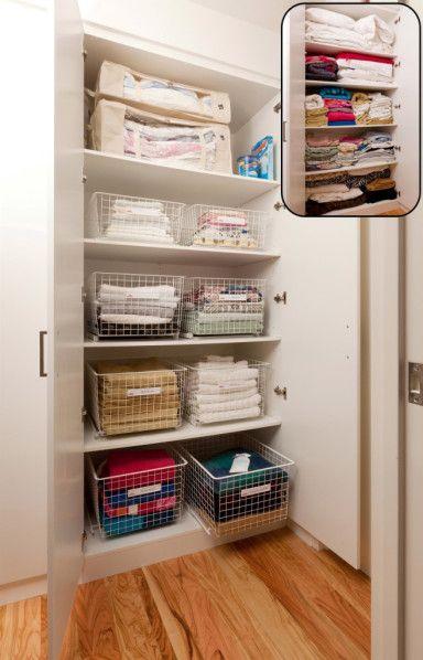 1000 im genes sobre organizaci n en pinterest reuniones - Muebles para toallas ...