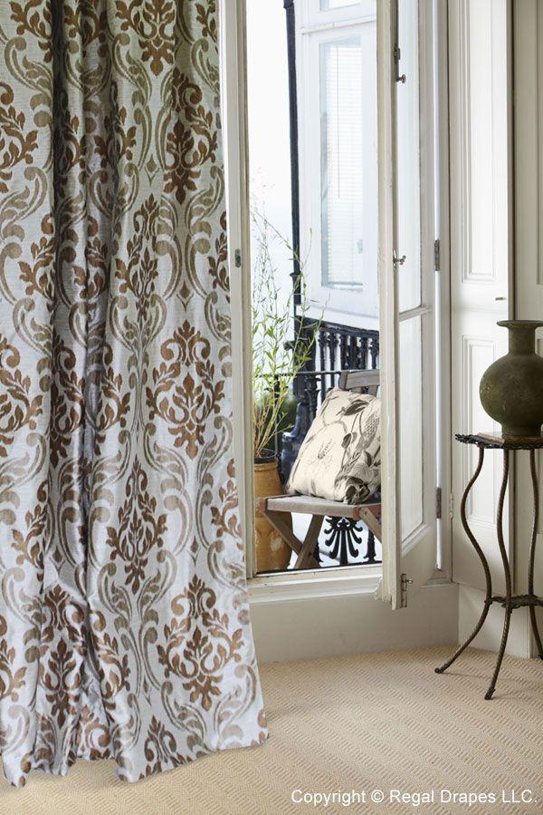 west light blue and regal curtain new curtains plan luster slate best of drapes velvet stone elm