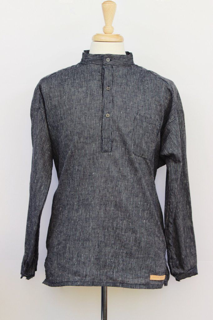 Hemp-Organic Cotton Shirt - Pre-order