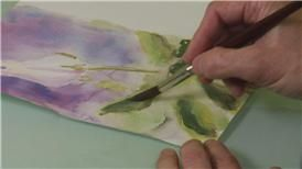 Video: How to Paint Details in Watercolor Paintings
