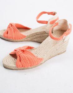 zapatillas de deporte de la cuña de soles