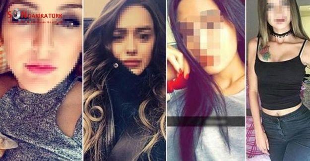Trabzon'daki dayakçı üniversiteli kızlar hakim karşısına çıktı