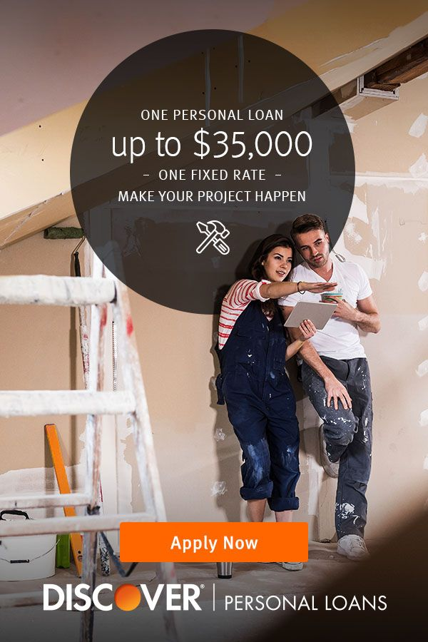 Get A Loan Up To 35 000 For What You Need Remodeling Discover Personal Loans Can Help You Can Get Star Personal Loans Origination Fee Budgeting Finances