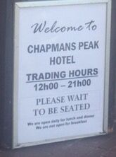 Chapmans hotel