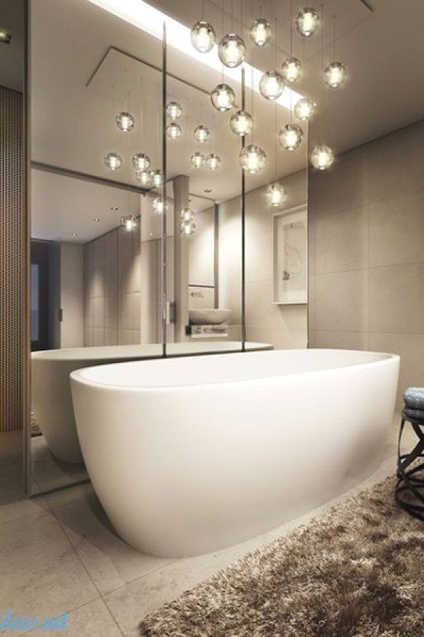 29 Creative Bathroom Lighting Projects To Update Your Bathroom Bathroom Lighting Ideas D Bathroom Lighting Bathroom Mirror Design Bathroom Lighting Design