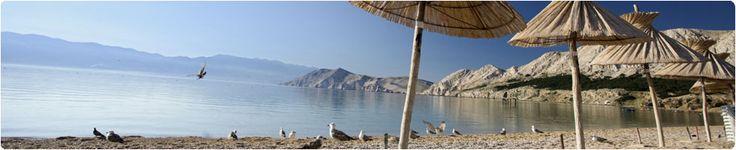 Croatia Beaches - details for more than 150 beaches in Croatia | CroBeaches.com