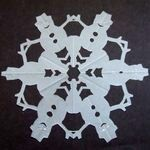Free Printable Snowflake Pattern and Template Collection. AWESOME!