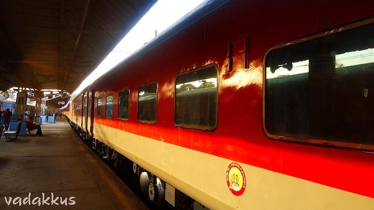 LHB Rakes for the Bangalore Raj