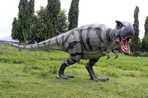 Dinosaur, T Rex, Giant, Pre historic, Lifesize, Animal, Velociraptor, Theme,