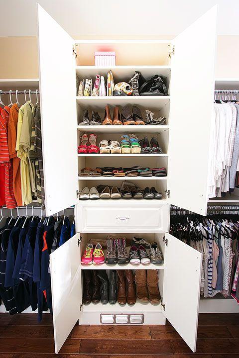 Dream Walk In Closet Makeover