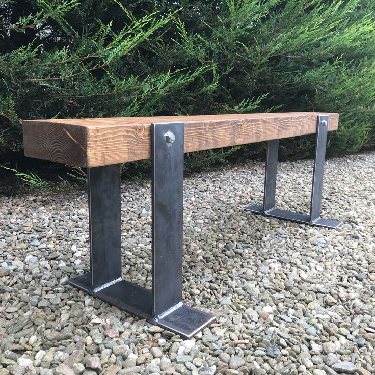 Industrial Bench Inside or out ! Contact for furth…