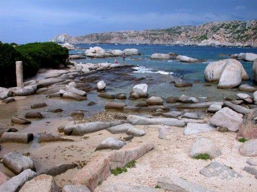 Santa Teresa Gallura - le cave romane di Capo Testa