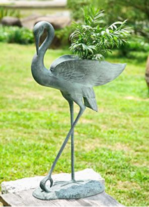 1000 images about Garden Sculptures Birds on Pinterest