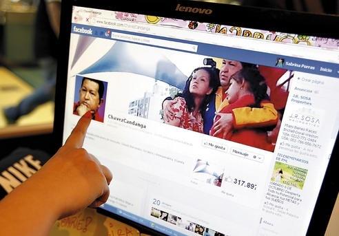 Chávez Candanga en FaceBook