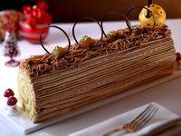 Buche de noël et autres idées de desserts pour noël et les fêtes de fin d'année