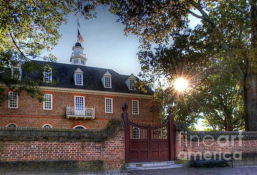 Karen Jorstad - Capital Morning Colonial Williamsburg