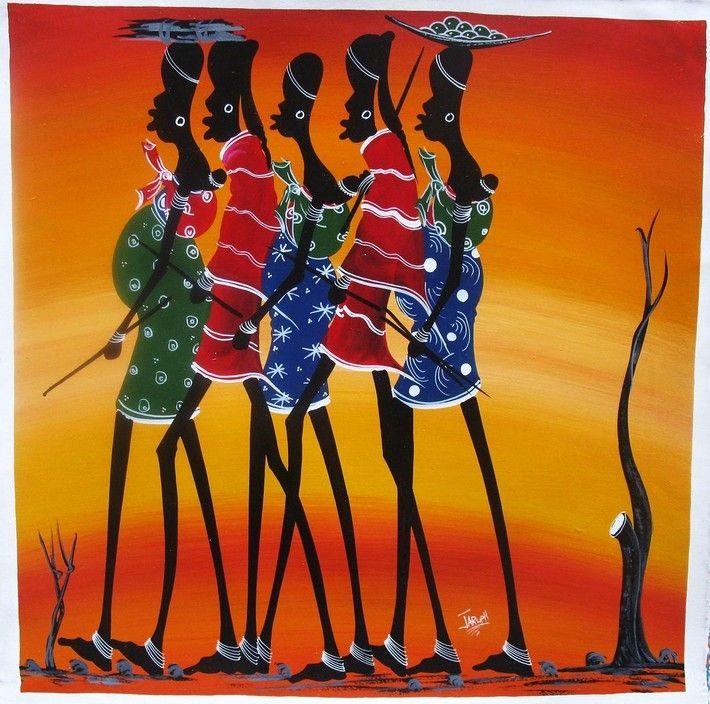 Tingatinga painting - African Art Direct, Arts & Crafts Retailers, Newport, NSW, 2106 - TrueLocal