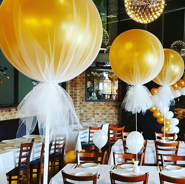 47 best images about christening balloon ideas on for Balloon string decorations