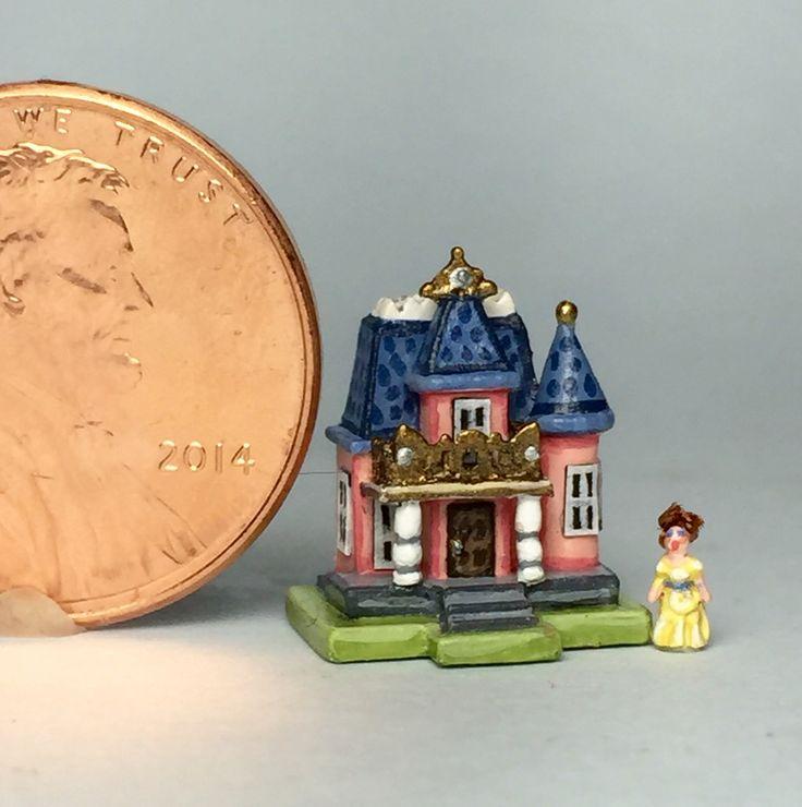 17 migliori immagini su miniatures 1 on 144 su pinterest for Micro costruttori di cottage