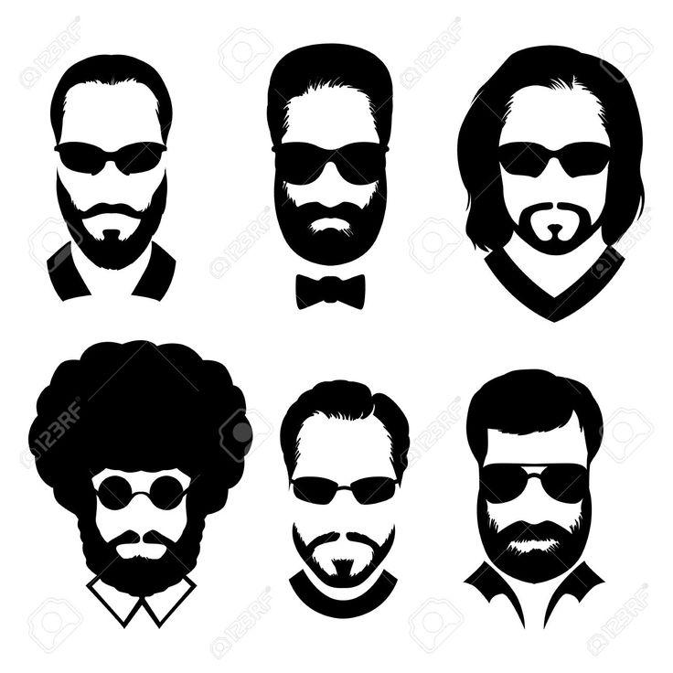 best 25 beard clipart ideas on pinterest white heads on