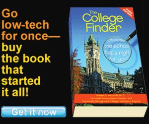 search for colleges based certain criteria and they generate a list of colleges that fit...LOVE IT!
