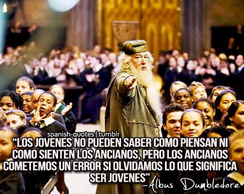 Algunas frases de Harry Potter - Taringa!