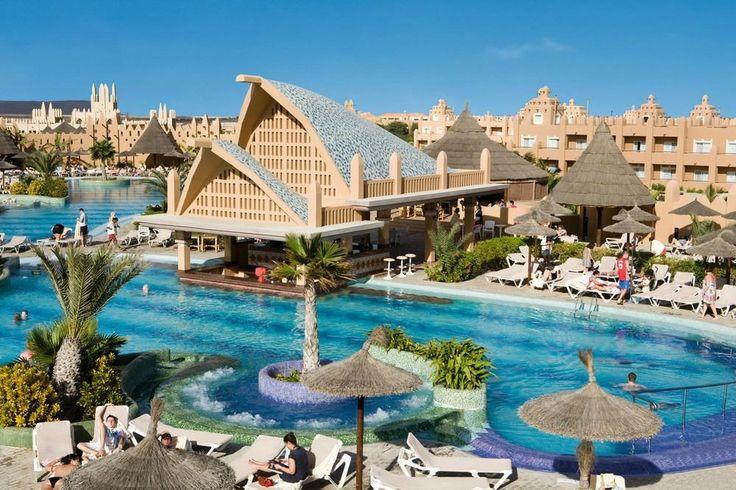 ClubHotel Riu Garopa (Cape Verde/Santa Maria, Ilha do Sal) - All-inclusive Resort #capeverde