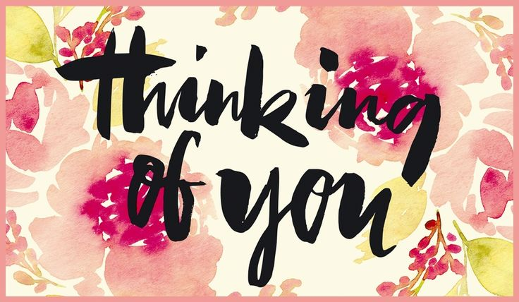 Thinking of You | 001 Printable | Pinterest