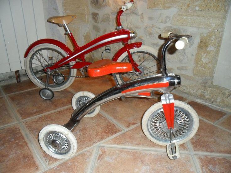 tricycle 1964  Dreirad Giordani, Bologna