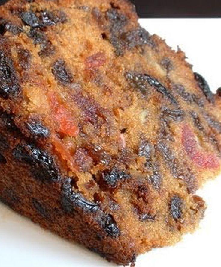 Fruit Cake Recipe Fruit cake recipe easy, Fruit cake