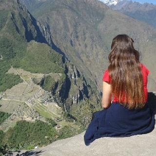 Me verás volver, Machu Picchu!
