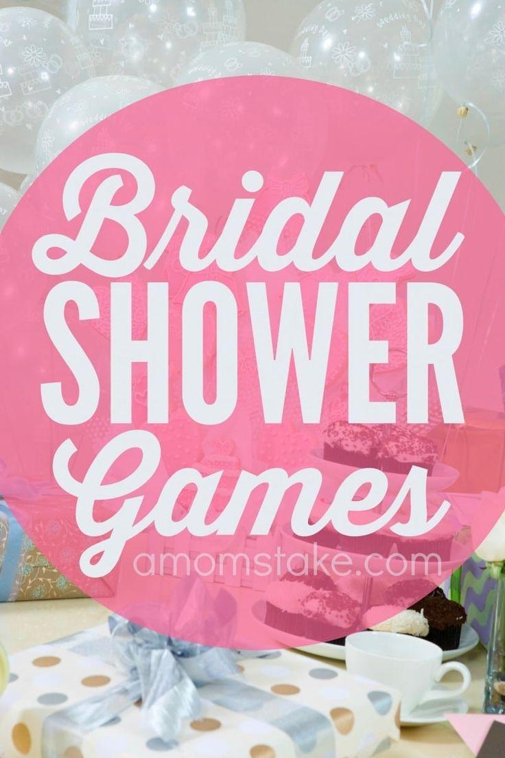 Fun Bridal Shower Games 39 best Wedding
