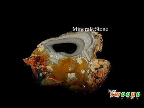 Opal Banded 260 Gr Natural Rough