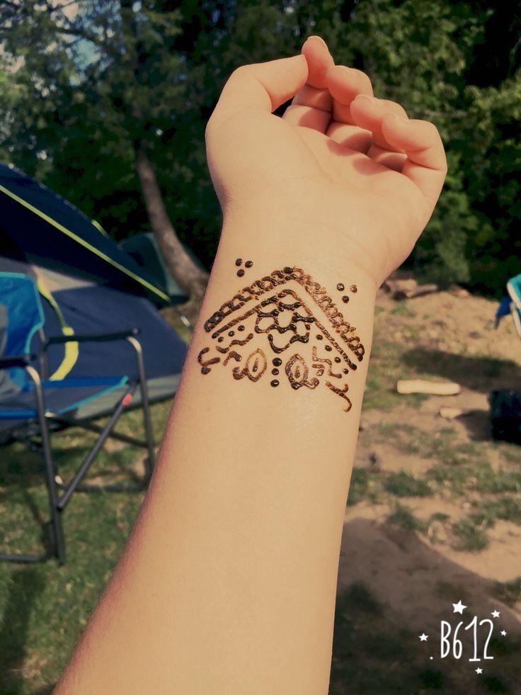 Henna camping