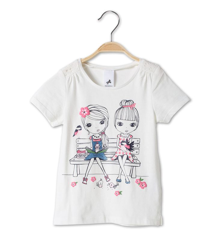 Girls t-shirt - collection C&A SS15