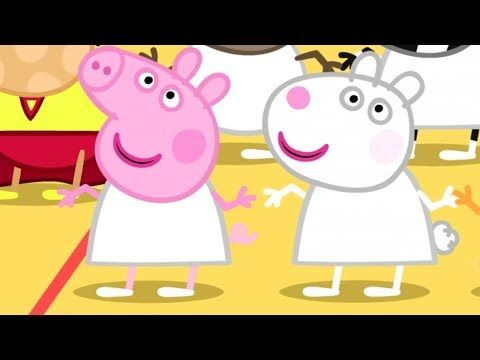 Hi we LL okay Knight have in ñ Pig English Episodes | Peppa