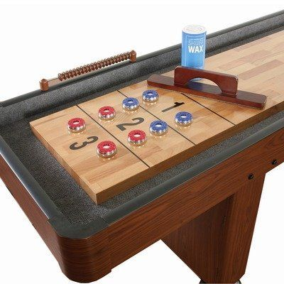 Pin by prudence benay on toys games electronics for for 12 foot shuffleboard table dimensions