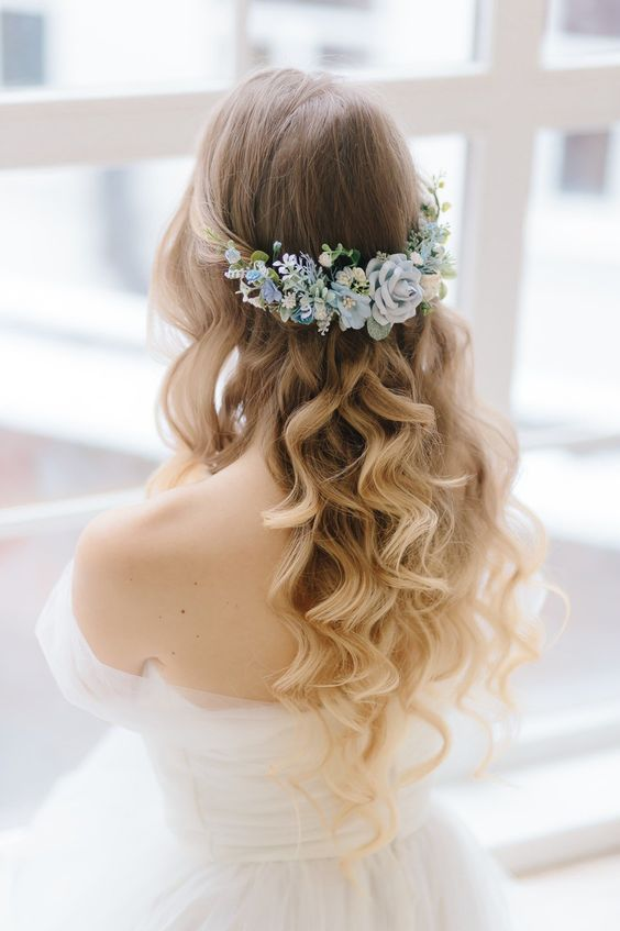 收藏到 Wedding Hairstyle