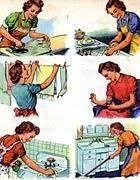 Vita Frugale: Come pulire una casa se è nel caos totale (e non s...