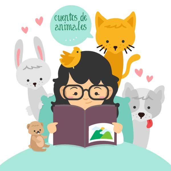 13 cuentos infantiles para leer. Recopilación de cuentos infantiles cortos de animales para leer con los niños: La ratita presumida, Los tres cerditos...