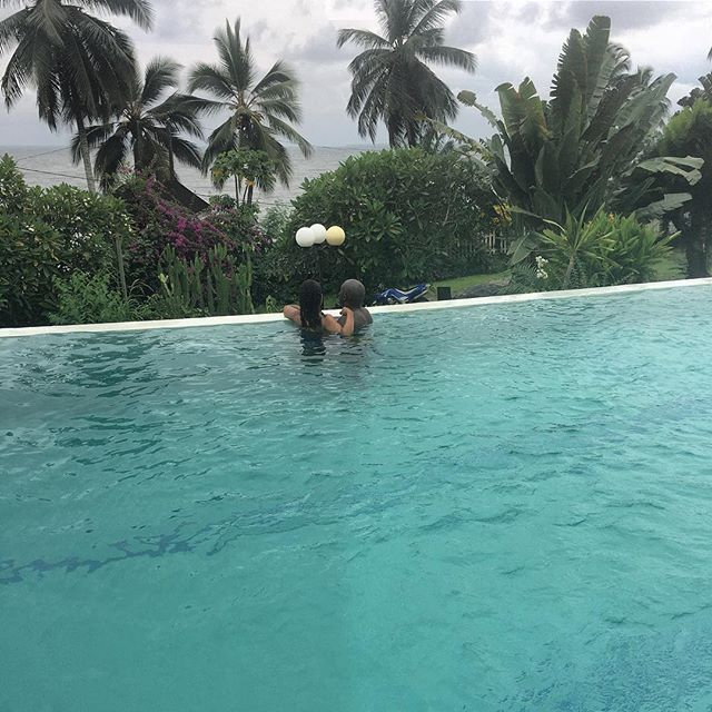 Missing Kribi already #hotelilomba #kribi #Cameroon #beautifulcameroon #visiterlafrique #travelnoire #blackgirltravel #love